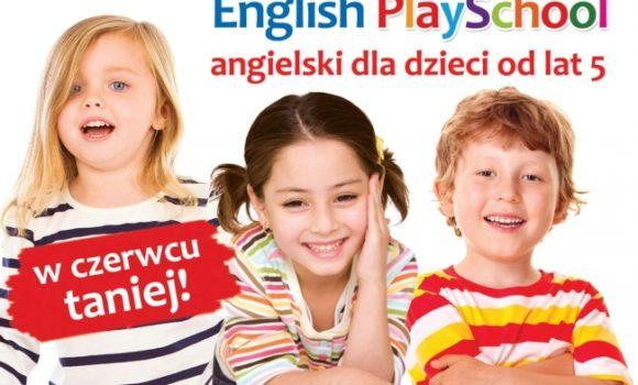 English PlaySchool – angielski dla dzieci od lat 5