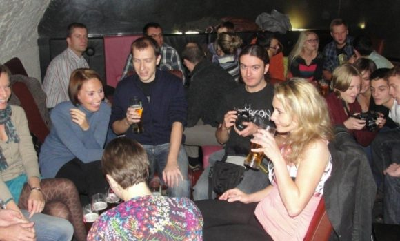 Pub Quiz on Saturday 15th October 2011