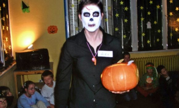 Halloween Kids Party (November 2005)
