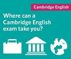 Egzaminy Cambridge English dla dzieci i młodzieży